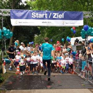 kinderlauf-start