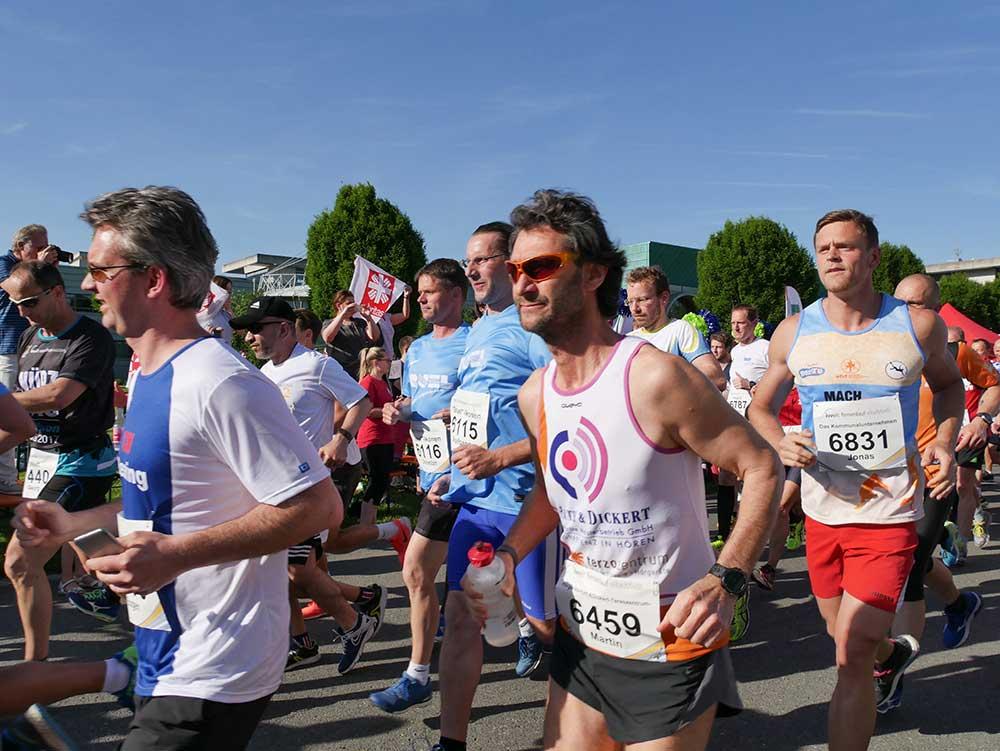 Firmenlauf 2019 – iWelt Marathon Würzburg